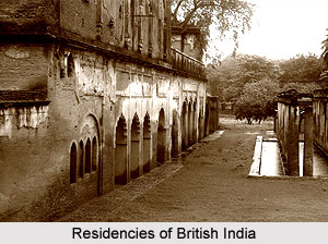 Residencies of British India