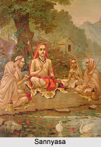 Four Stages of Vedic Life