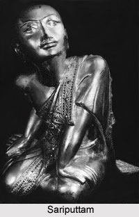 Sariputtam ,  Disciples of Buddha