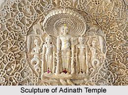 Architecture Of Adinatha Temple Ranakpur