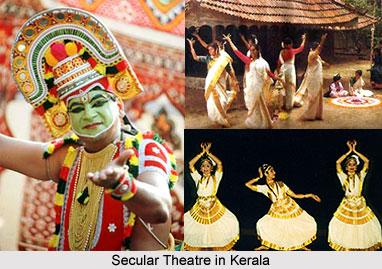 Secular Theatre in Kerala