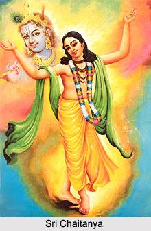 Sri Chaitanya Mahaprabhu