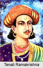 Tenali Ramakrishna ,Poet of Vijayanagara Court