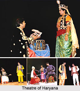 Theatre Personalities of Haryana