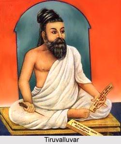 Tiruvalluvar, Tamil Poet