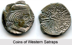 Western Satraps of Saurashtra