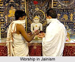 Worship in Jainism
