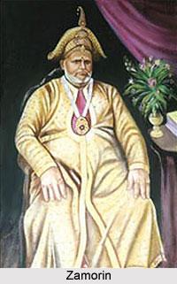 Zamorin of Calicut, India