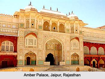 Amber Palace of Jaipur, Rajasthan