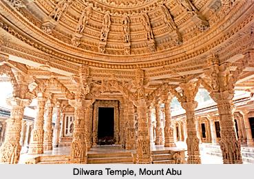 Dilwara Temple of Mount Abu