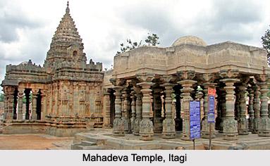 Sculpture Of Mahadeva Temple, Indian Sculpture