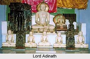 Adinath Digambar Jain Kshetra, Sarwar, Rajasthan