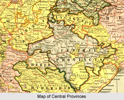 Central Provinces of British India