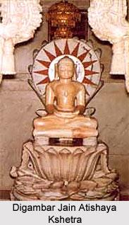 Digambar Jain Atishaya Kshetra, Bara Padampura, Jaipur