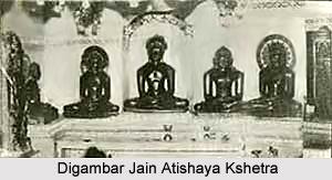 Karguvan Digambar Jain Atishaya Kshetra, Uttar Pradesh