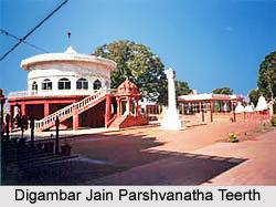 Digambar Jain Parshvanatha Teerth, Bijoliyan,Rajasthan