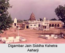Digambar Jain Siddha Kshetra Aharji, Madhya Pradesh