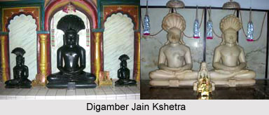 Digamber Jain Kshetra, Panagar, Madhya Pradesh
