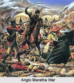 First Anglo Maratha War
