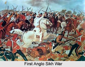 First Anglo Sikh War