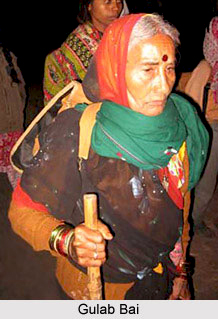 Gulab Bai, Indian Nautanki Artist