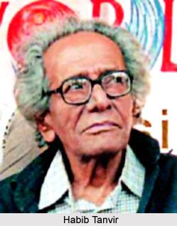 Habib Tanvir, Indian Theatre Personality