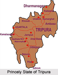 Princely State of Tripura