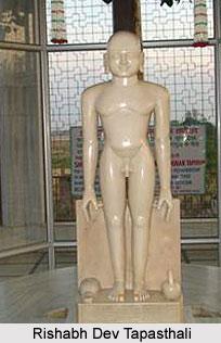 Rishabh Dev Tapasthali, Prayag,Uttar Pradesh