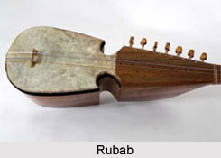 Rubab, String Instrument