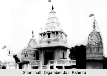 Shantinath Digamber Jain Kshetra, Seronaji, Uttar Pradesh