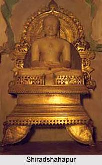 Mallinath Digambar Jain Kshetra, Shiradshahapur, Maharashtra