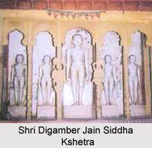 Digamber Jain Siddha Kshetra, Nainagiri, Madhya Pradesh