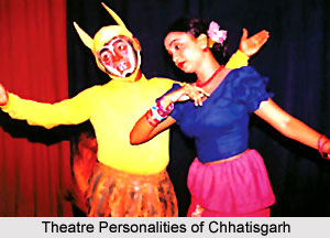 Theatre Personalities of Chhatisgarh