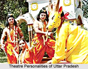 Theatre Personalities of Uttar Pradesh