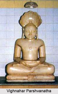 Vighnahar Parshvanatha Digambar Jain Temple, Maharashtra