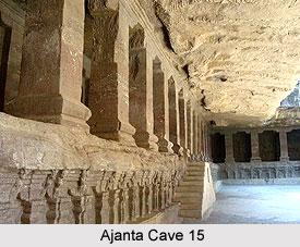 Ajanta Cave 15