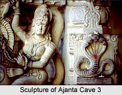 Ajanta Cave 3