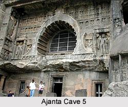 Ajanta Cave 5