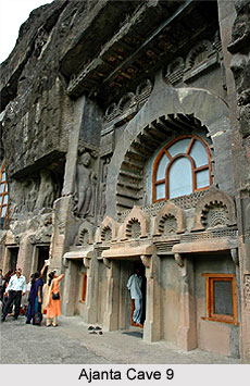 Ajanta Cave 9