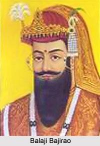 Balaji Baji Rao, Maratha Emperor