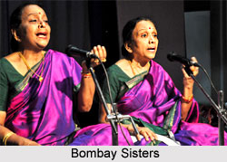 Bombay Sisters, Indian Classical Vocalists