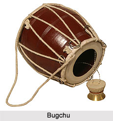 Bugchu, Percussion Instrument