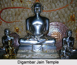 Digambar Jain Kshetra, Siddhaverkoot, Madhya Pradesh