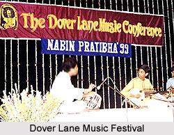 Dover Lane Music Festival, Kolkata