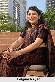 Falguni Nayar, Indian Business Woman