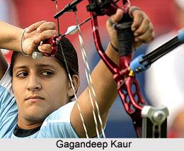 Gagandeep Kaur, Indian Archer