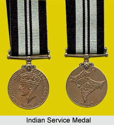 Indian Service Medal