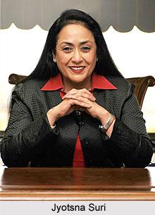 Jyotsna Suri, Indian Business Woman