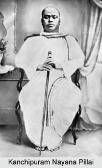 Kanchipuram Nayana Pillai, Indian Classical Instrumentalist