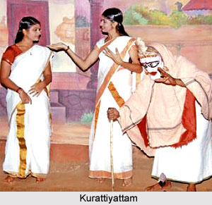 Kurattiyattam, Indian Dance Theatre
